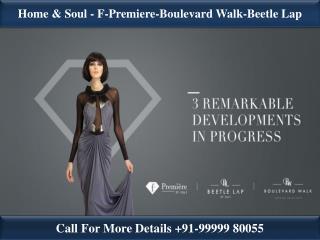 Home & Soul - F-Premiere-Boulevard Walk-Beetle Lap