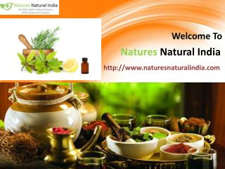 Nature natural india - buy natural essentinal oils online
