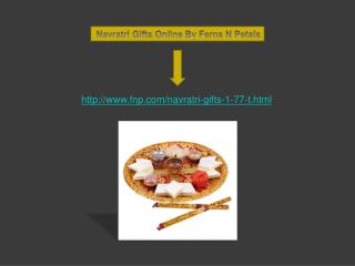 Navratri - Durga Puja Gifts Online From Ferns N Petals