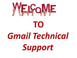 Get quick Gmail technical support by Expert technician