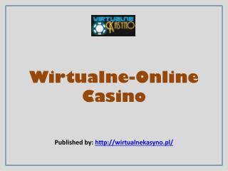 Wirtualne-Online Casino