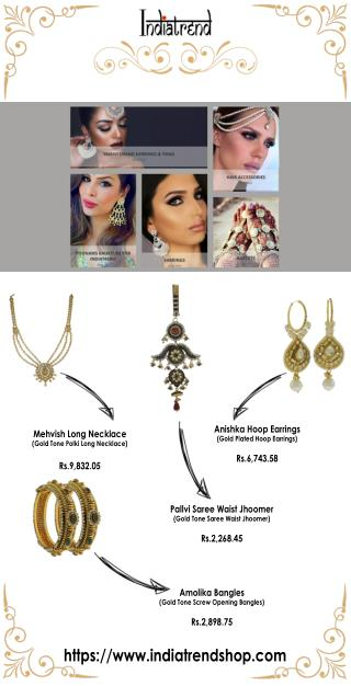 Online bangles shopping