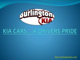 KIA  CARS....A DRIVERS PRIDE