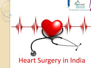Best heart surgery in India