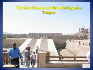 The Most Famous and Beautiful Egyptian Temples