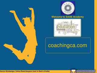 Best coaching centre for ENTRANCE EXAM