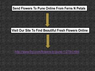 Online Flower Delivery in Pune For Any Occasions