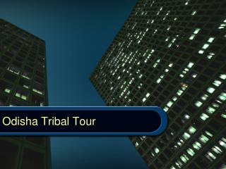Odisha Tribal Tour