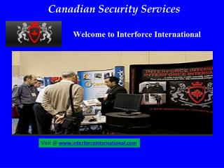 Advance Canadian Security Services for Protection