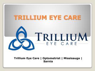 Eye Exam in Sarnia