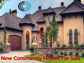 New Community Homes for Sale  - Homes in Southampton