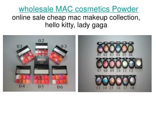 online sale cheap mac makeup collection,