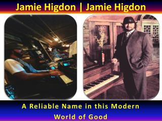 Jamie Higdon - Guitar & Piano Player