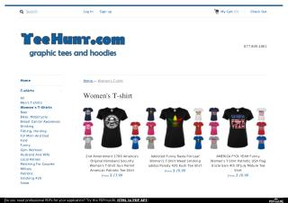 Tee Hunt T-shirts Collection For Women