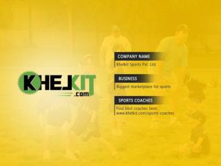 Find best sports coaches in bangalore online