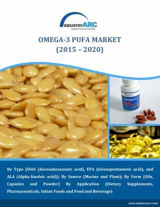 Omega-3 PUFA