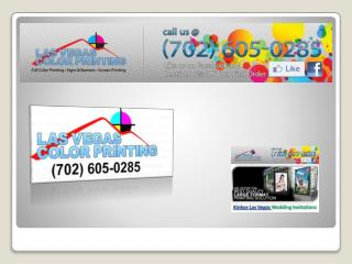 Custom Signs Printing Company