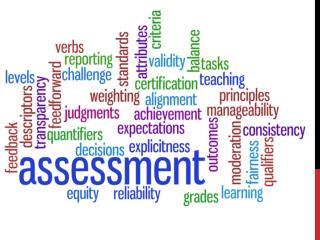 Assessment of Models