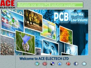 ACE Electech- A renowned China PCB Supplier