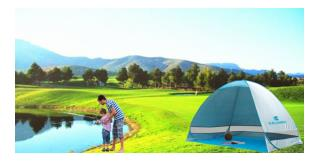 Best tent for camping from uptents.com