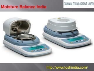 Moisture balance India