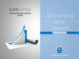 Accounting and Taxation-An Overview