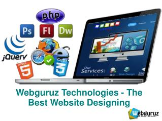 Webguruz technologies the best website designing