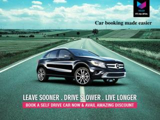 Car booking made easier- Voler cars