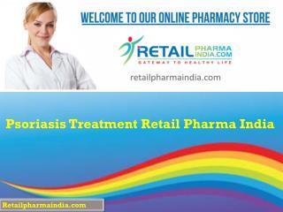 Psoriasis Treatment Retail Pharma India