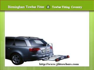 Jib Towbars - Towbar Fitter | Towbar Fitting | Tow bar Supply