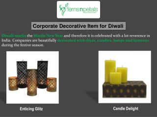 Corporate Decorative Item for Diwali Online