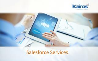 Kairos Salesforce Services