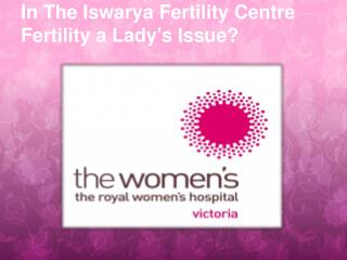 iswarya fertility centre