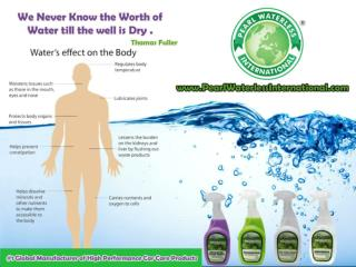 PEARL WATERLESS PRODUCT-WE CONSERVE WATER
