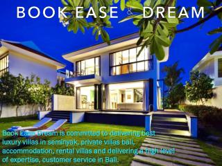 Attractive Villas on Rent in Indonesia