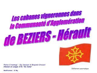 Photos  montage : Guy Doussat  Benjamin Grasset Chanson en Langue dOc Se Canta   Modifications : G Miq