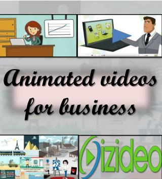 Animated videos for business