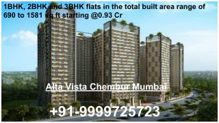 Alta Vista V N PURAV MARG Chembur, Mumbai