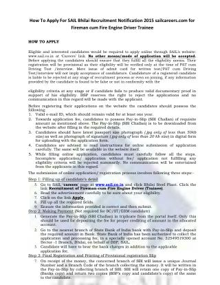 How to Apply (UPSC) Online Recruitment 2015 Applications (ORA) for Recruitment of Assistant Directors, Assistant Profess