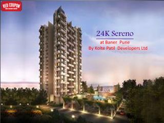 Luxurious Living at 24 Sereno Baner Pune