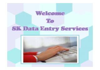 Data extraction services