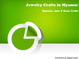 Myanmar Handmade Jewelry