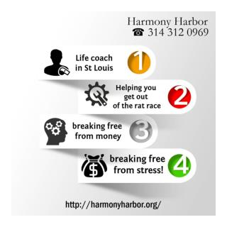 A well known life coach in St. Louis Missouri