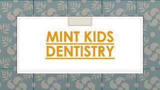 Bellevue Kids Dentist