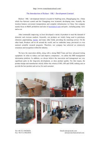 Richest(HK)Development Limited