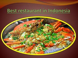 Restaurant Terbaik Jakarta, Kepiting Murah