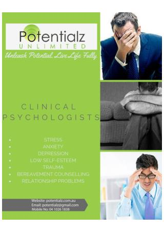 Clinical Psychologist Sydney