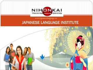 Nihonkai Japanese Language Classes in Delhi