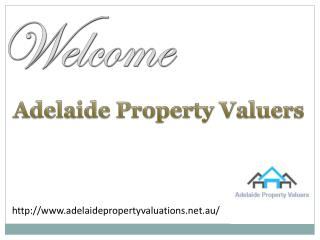 Get the best advice and suggestion for property valuation