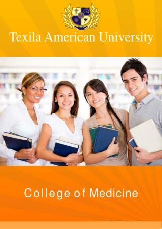 Texila American University - Doctor of Medicine